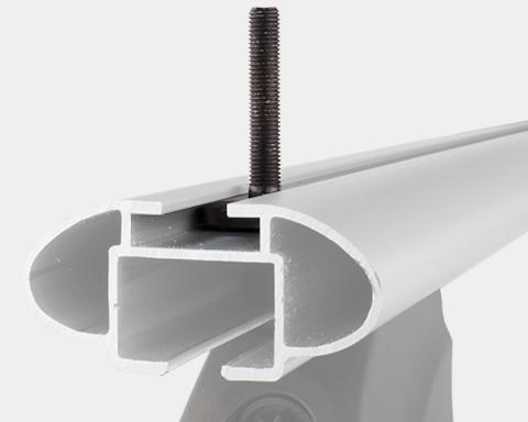 Т-слот для доп. оборудования